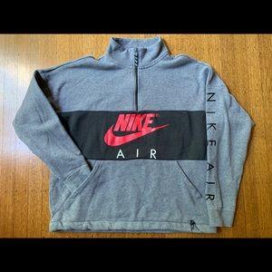 Nike air vintage sweater
